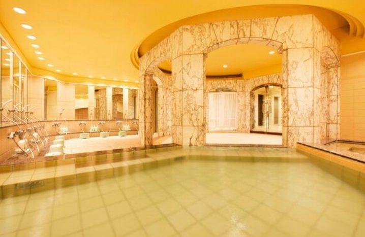 ディズニー 大浴場があるホテル