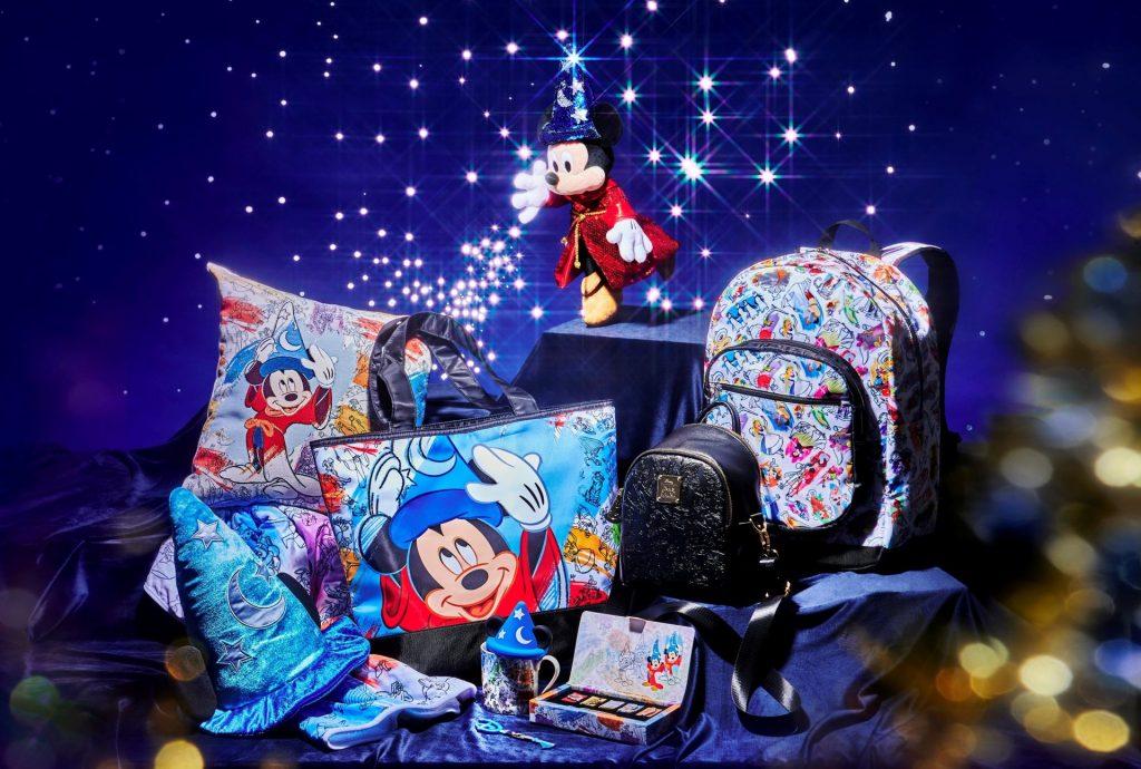 11月10日(火)より発売!映画『ファンタジア』テーマのアイテムがディズニーストアに登場