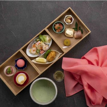 銀座で和食むらき/コートヤード・マリオット銀座東武ホテル